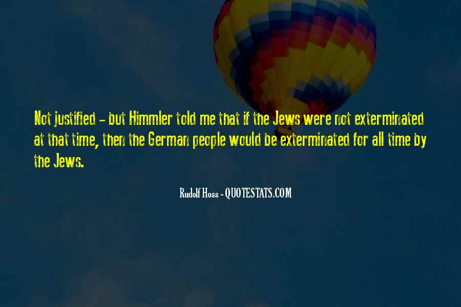 Quotes About German People #275477