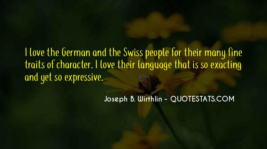 Quotes About German People #398869