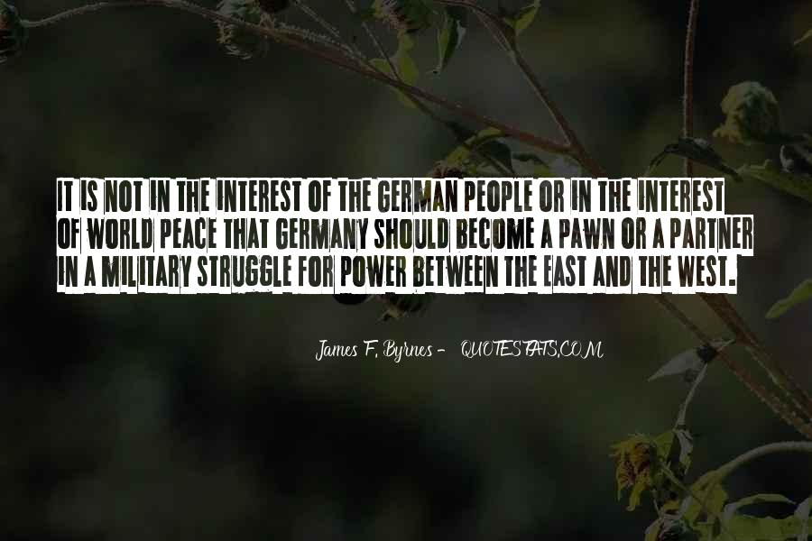 Quotes About German People #621538