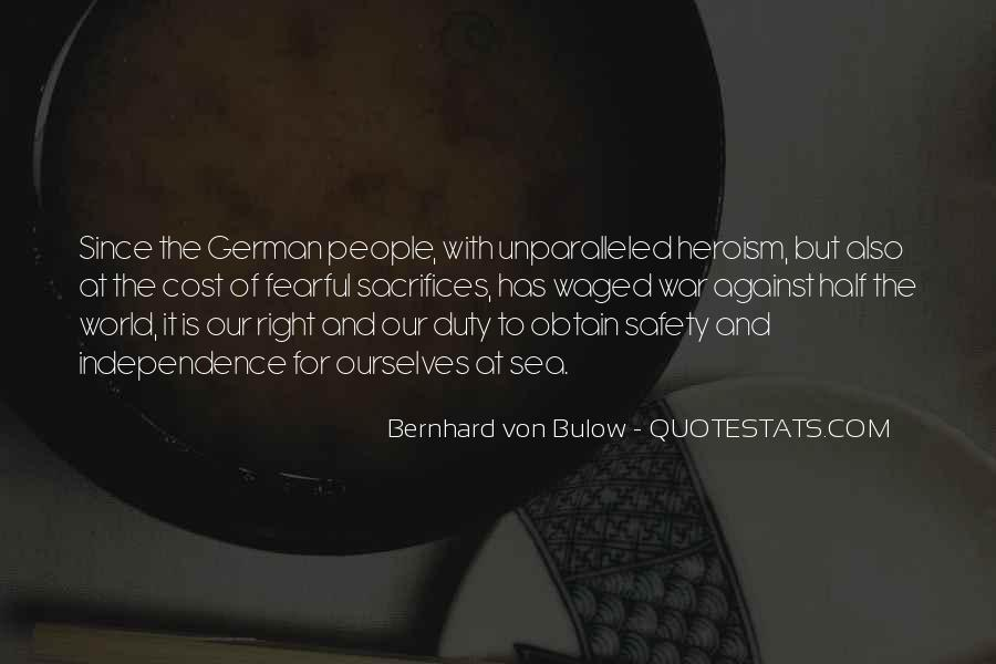 Quotes About German People #690716
