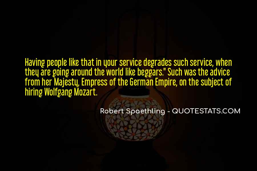 Quotes About German People #77269