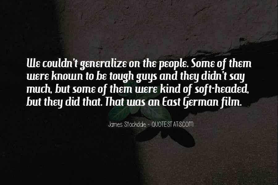 Quotes About German People #77772