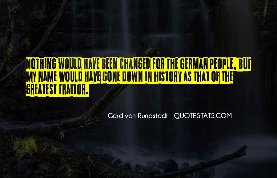 Quotes About German People #795883