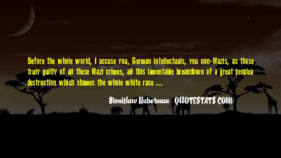 Quotes About German People #843333