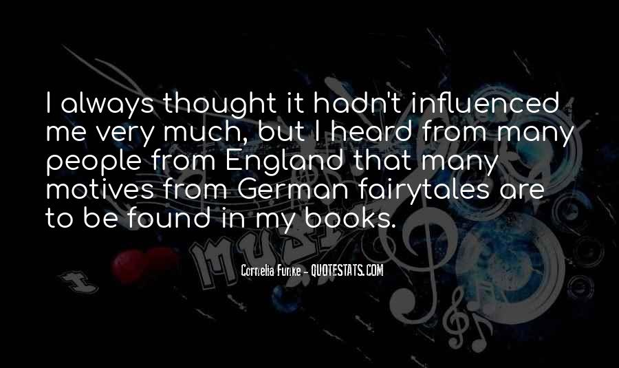 Quotes About German People #935138