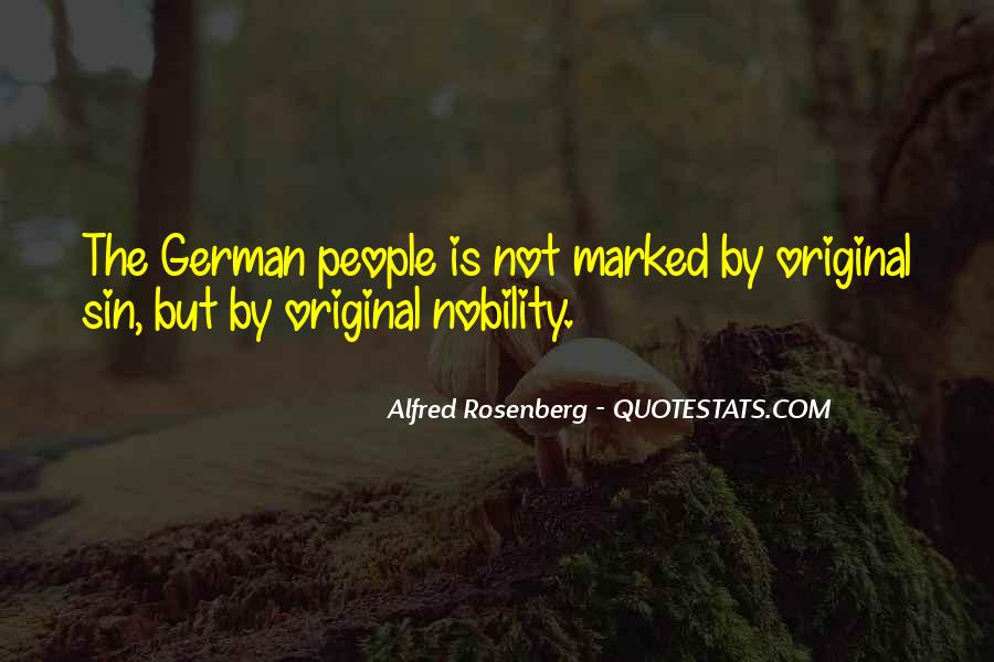 Quotes About German People #97795