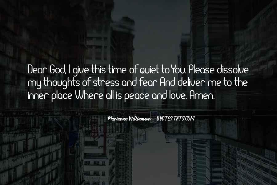 Giving You My Time Quotes #1614488