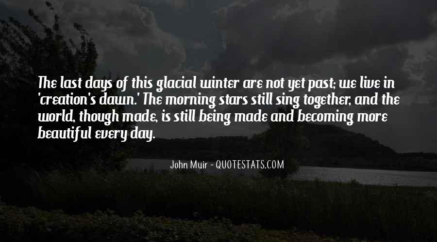 Glacial Quotes #1225206