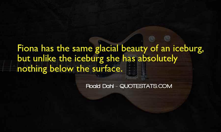 Glacial Quotes #1553917