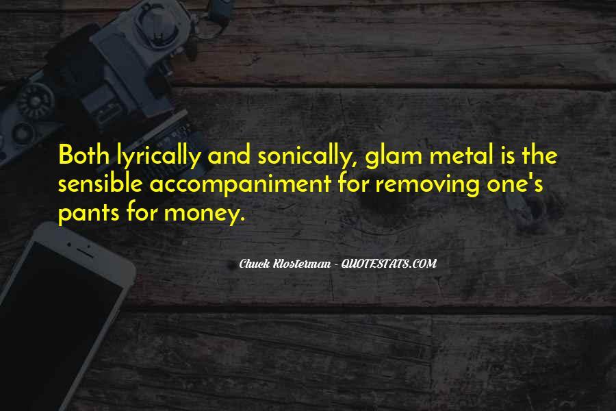 Glam Quotes #1226193