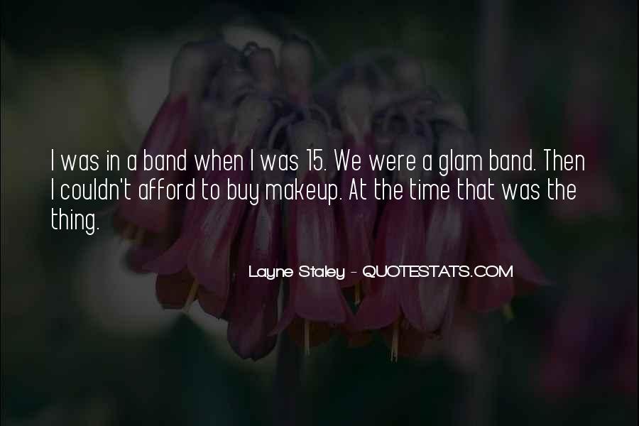 Glam Quotes #1724652