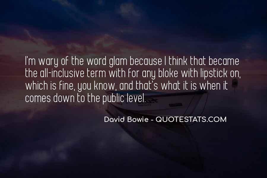 Glam Quotes #1847310