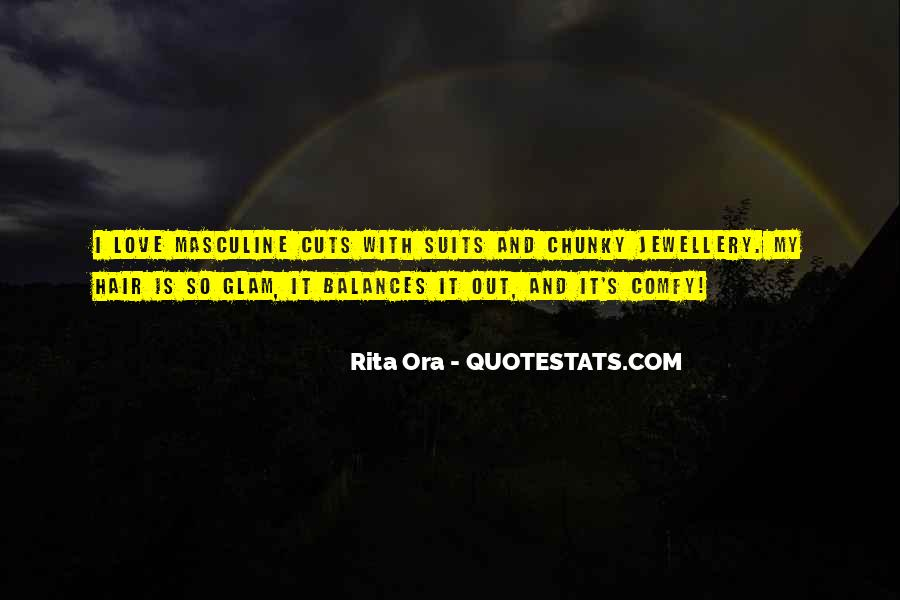 Glam Quotes #280673