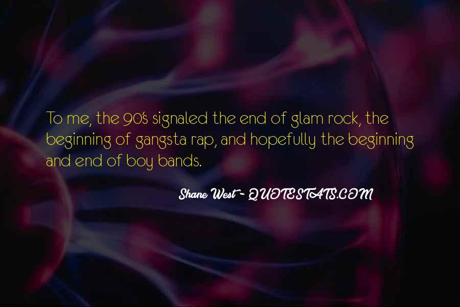 Glam Quotes #822737