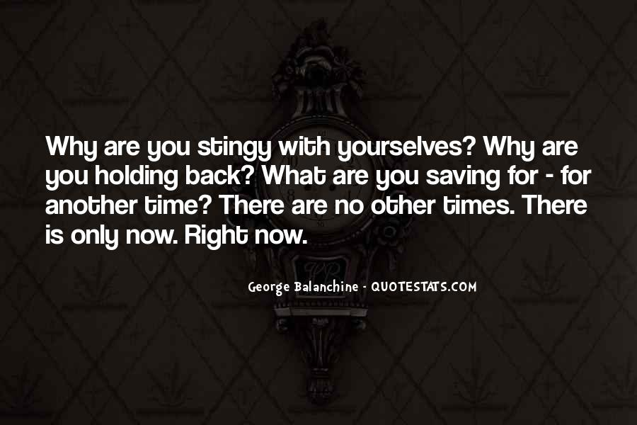 Quotes About George Balanchine #1039182
