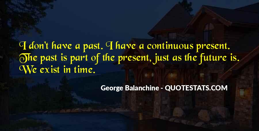Quotes About George Balanchine #166877