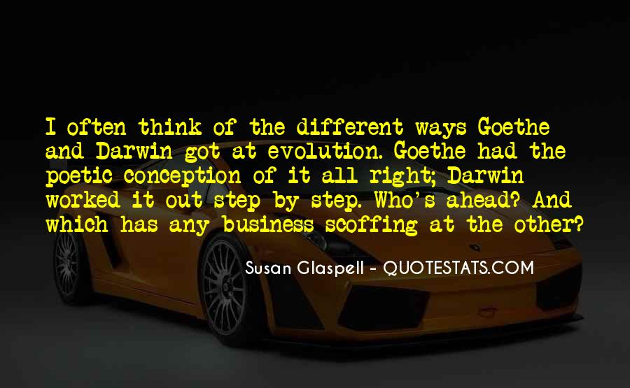Glaspell Quotes #118984