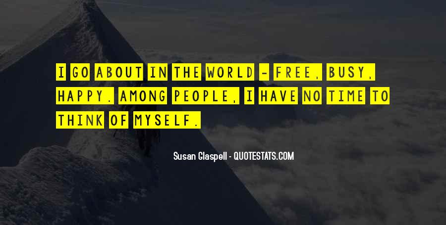 Glaspell Quotes #1400148
