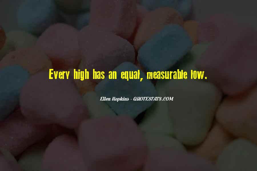 Glass Ellen Hopkins Quotes #961053