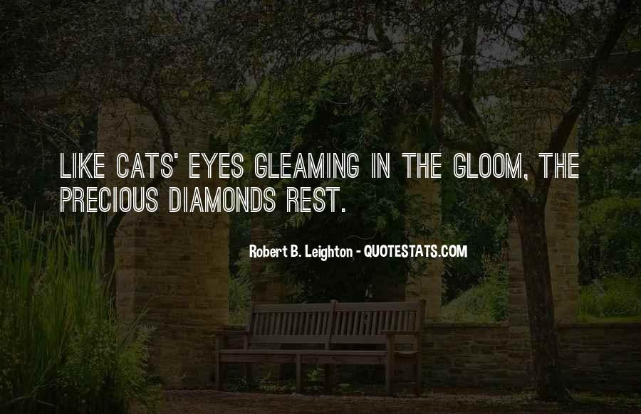 Gleaming Quotes #154647