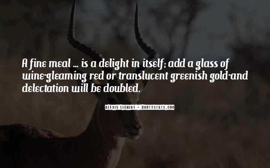 Gleaming Quotes #500877