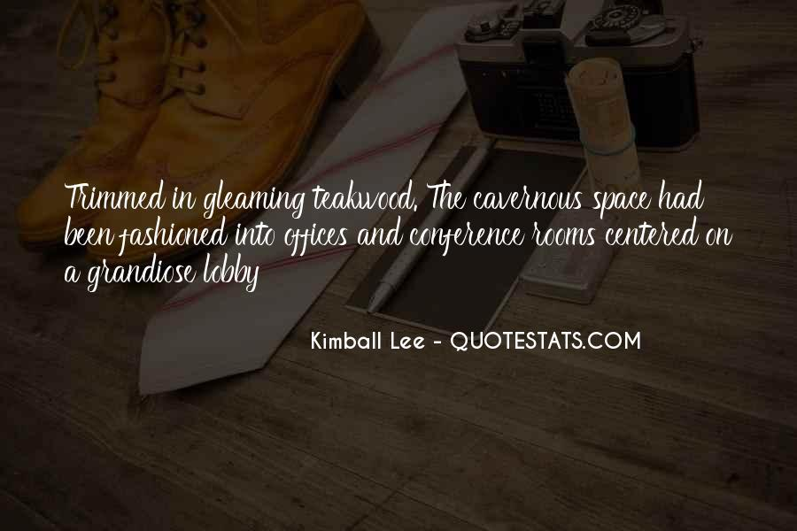 Gleaming Quotes #527063