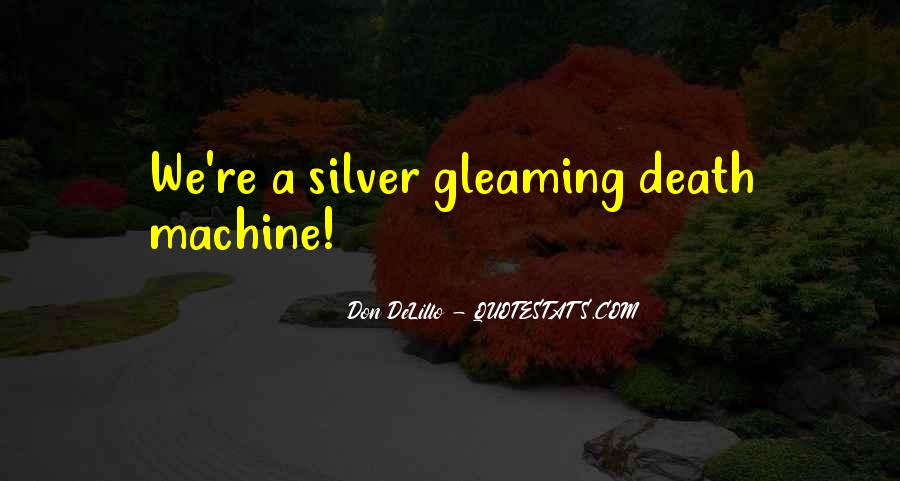 Gleaming Quotes #732184