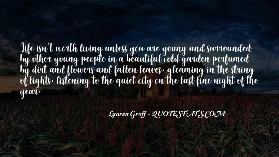 Gleaming Quotes #760895