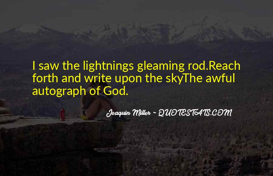 Gleaming Quotes #811544