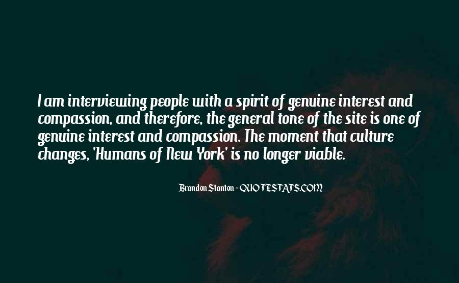 Quotes About Genuine People #112870