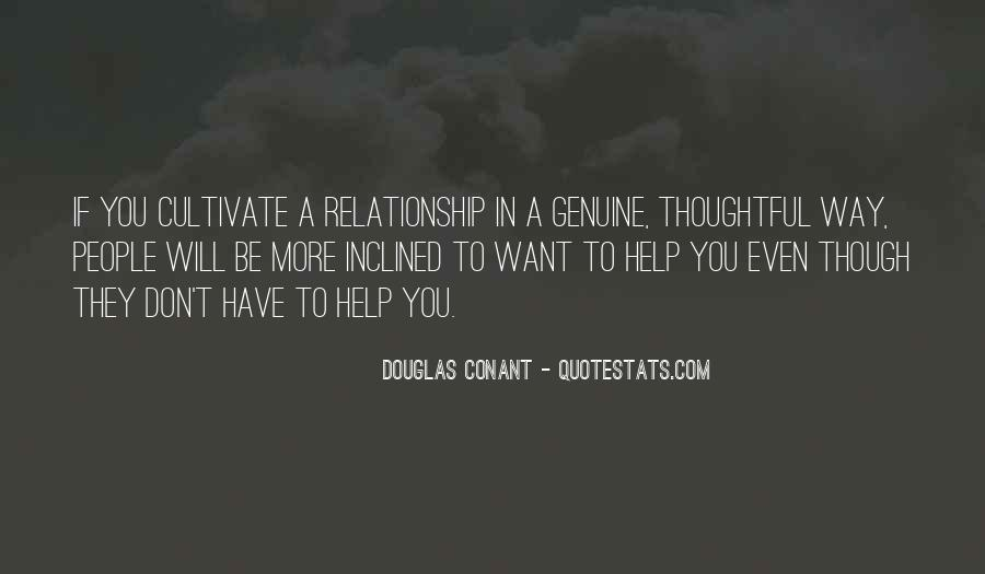 Quotes About Genuine People #299750