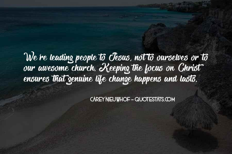 Quotes About Genuine People #387120