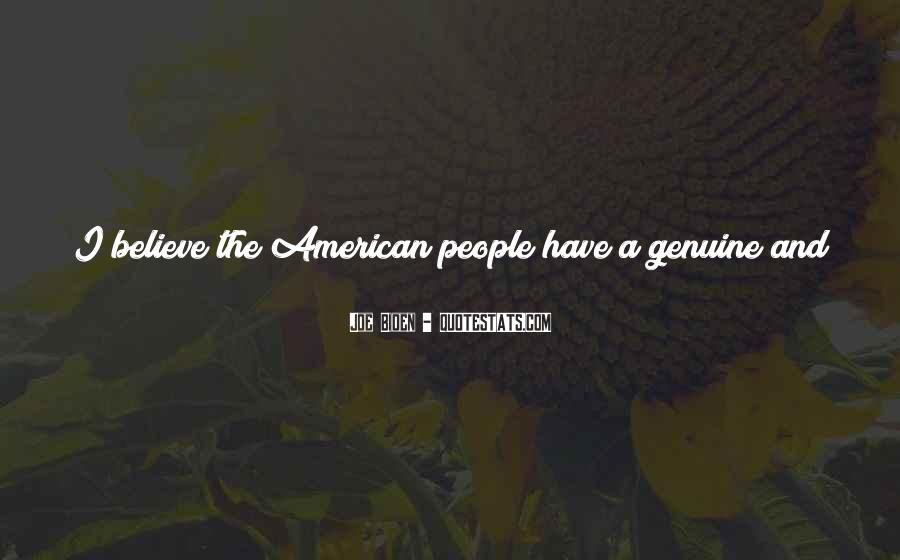 Quotes About Genuine People #559192