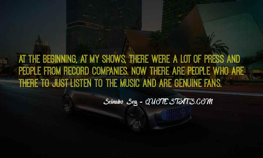 Quotes About Genuine People #575383