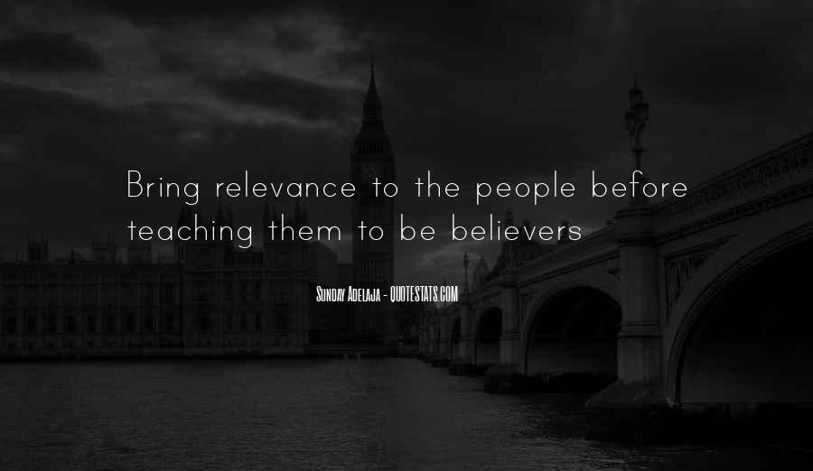 Quotes About Genuine People #583254