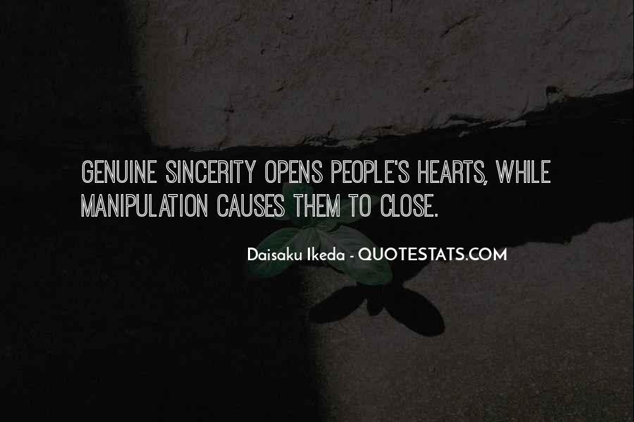 Quotes About Genuine People #706828