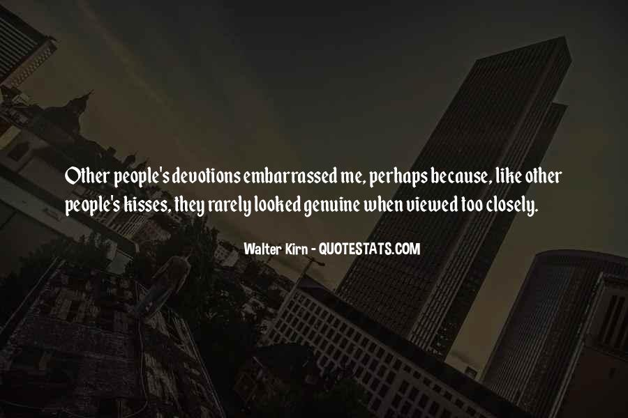 Quotes About Genuine People #794558