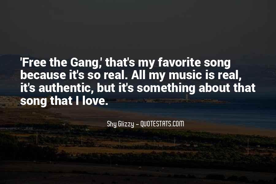 Glizzy Gang Quotes #381774