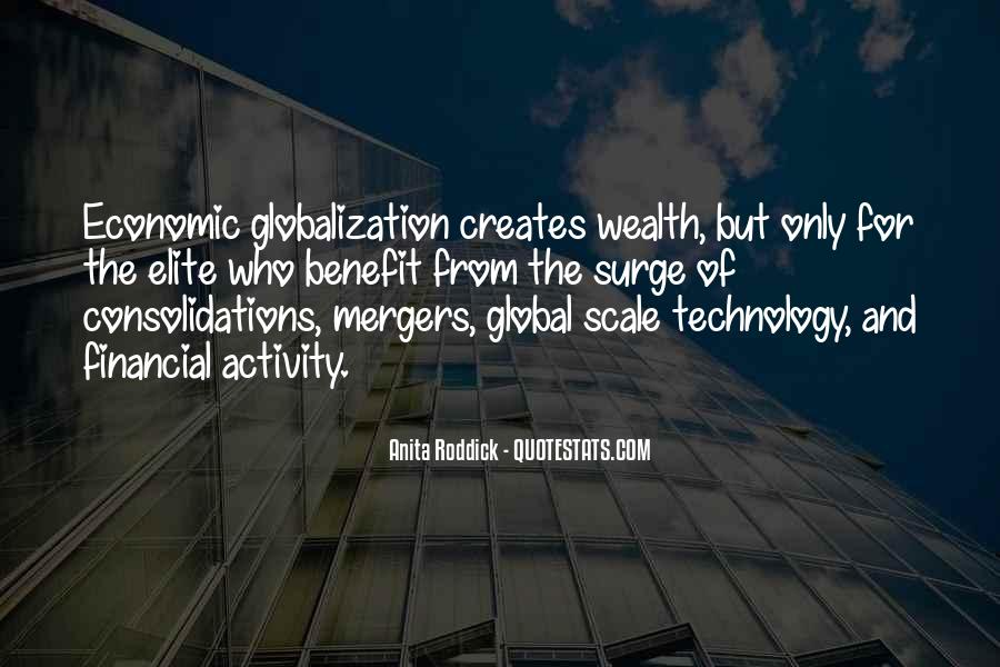 Globalization And Technology Quotes #16944