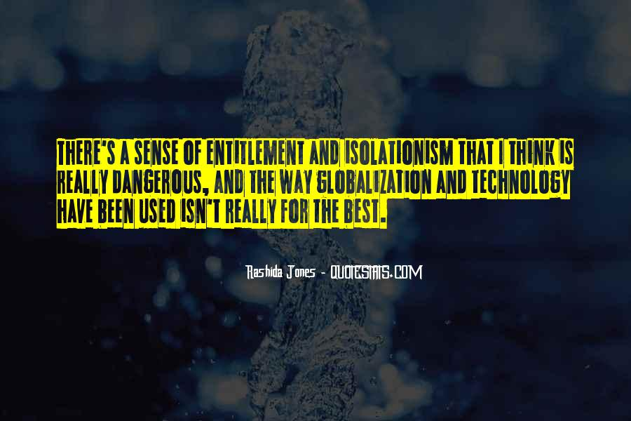 Globalization And Technology Quotes #1855473