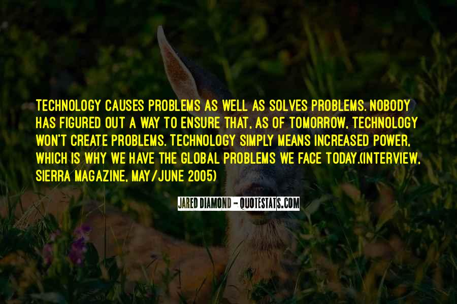Globalization And Technology Quotes #264305