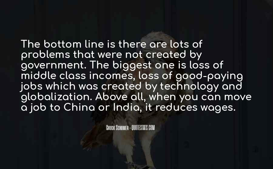 Globalization And Technology Quotes #608720