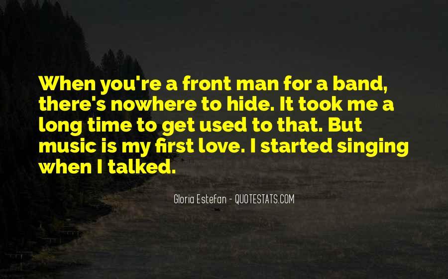 Gloria Estefan Music Quotes #279058