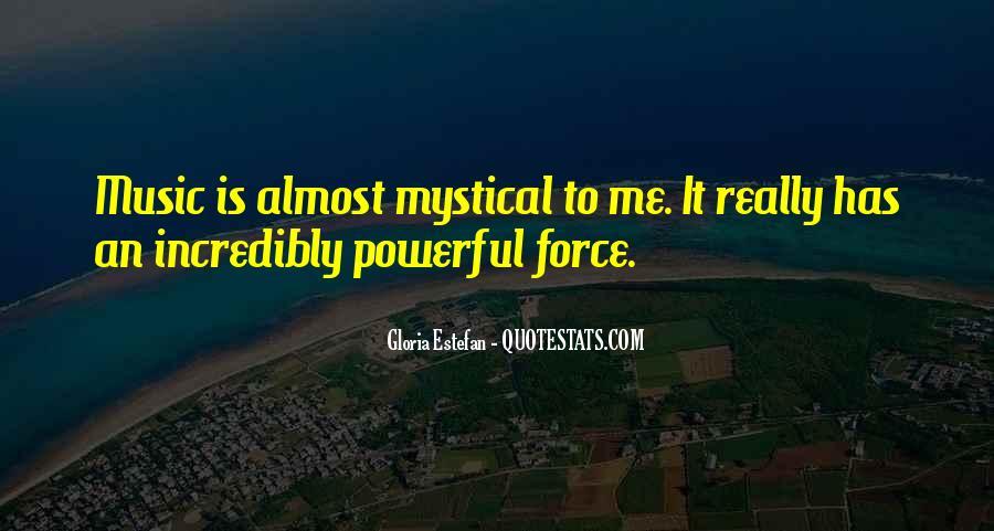 Gloria Estefan Music Quotes #313272