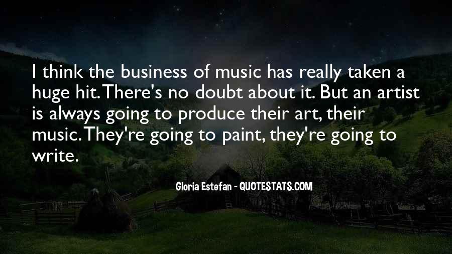 Gloria Estefan Music Quotes #474271
