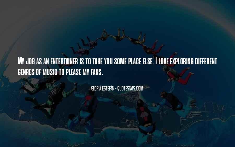 Gloria Estefan Music Quotes #499517