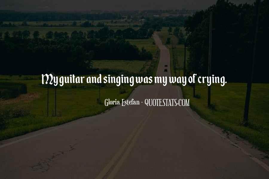Gloria Estefan Music Quotes #707959
