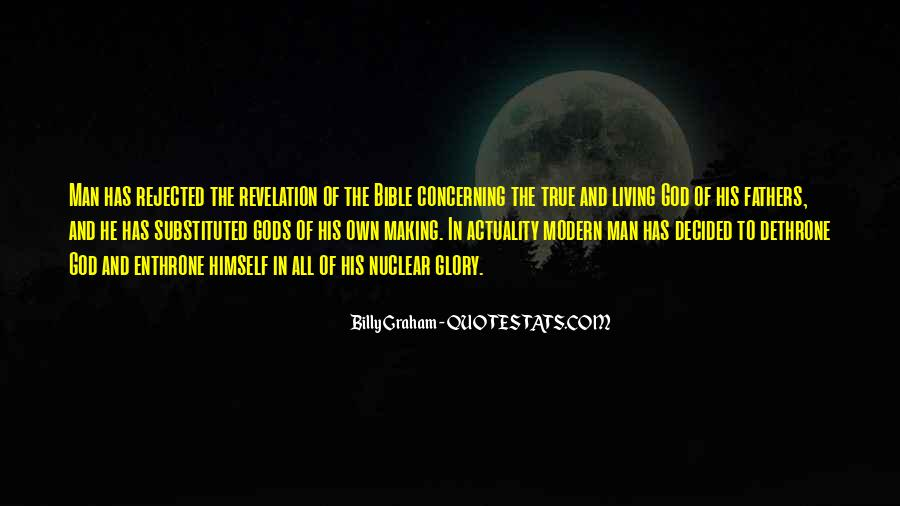 Glory Of God Bible Quotes #126422