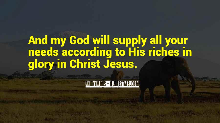 Glory Of God Bible Quotes #746178