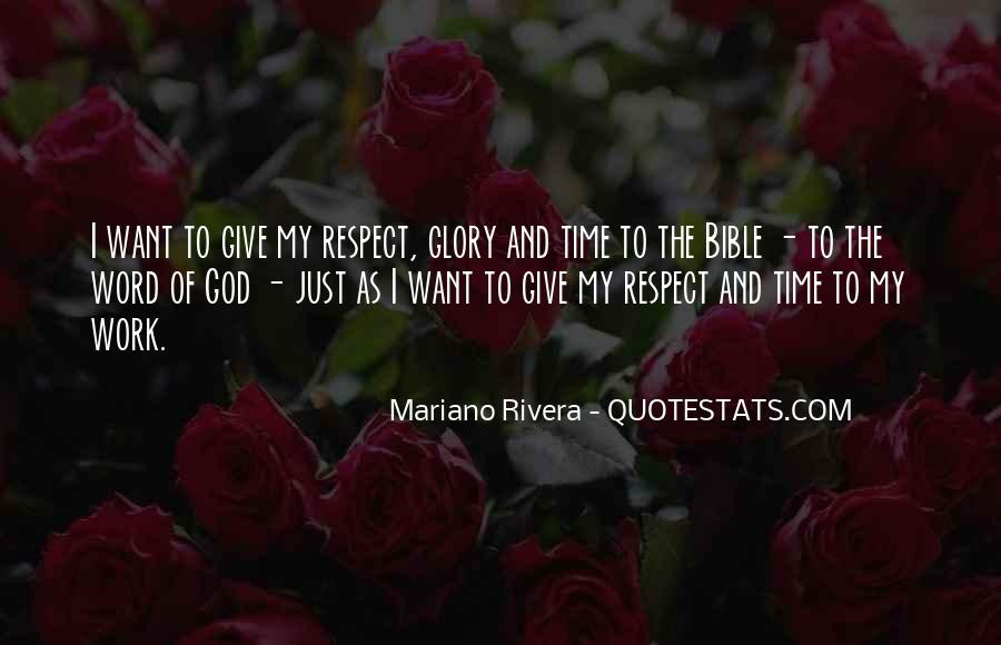 Glory Of God Bible Quotes #876103